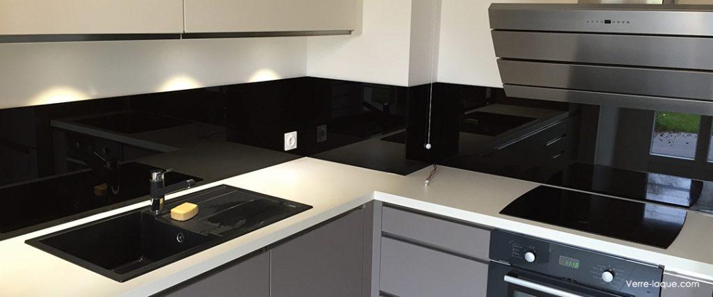 verre laqu sur mesure couleurs au choix professionnel. Black Bedroom Furniture Sets. Home Design Ideas